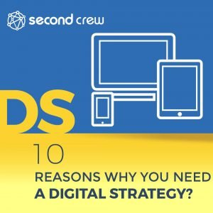 10 REASONS WHY YOU NEED A DIGITAL STRATEGY?