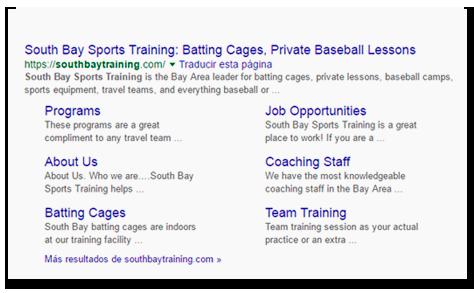 local-service-google-search